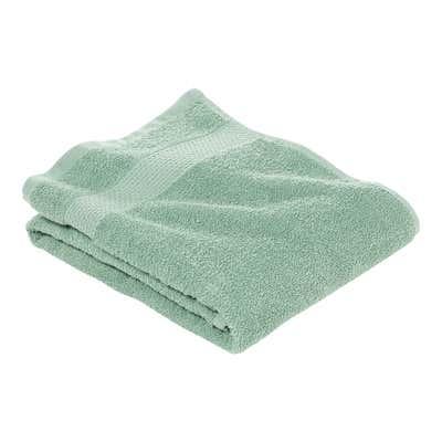 Handtuch mit schicker Bordüre, 50x90cm