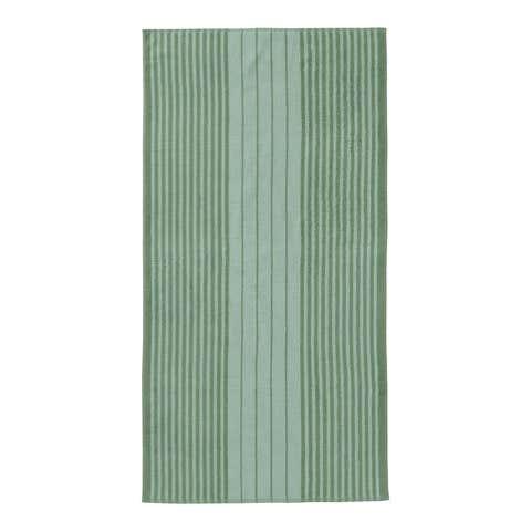 Duschtuch mit Streifendesign, 70x140cm