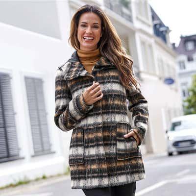 Damen-Jacke in verschiedenen Varianten