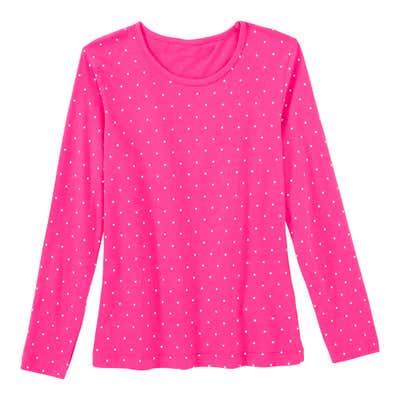 Kinder Mädchen Shirt Bas