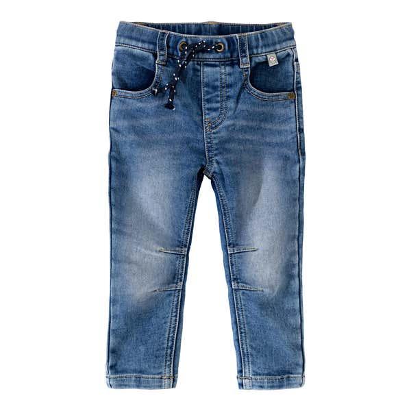 Baby-Jungen-Jeans mit süßer Applikation