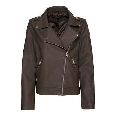 Damen-Jacke im Biker-Style