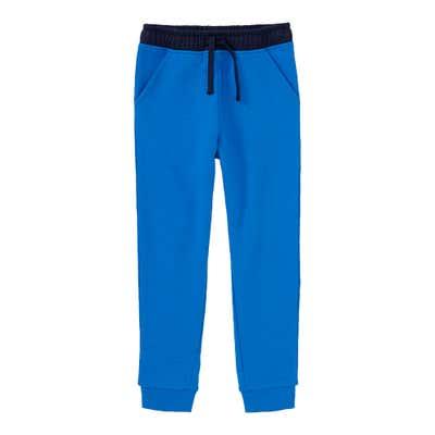 Jungen-Jogginghose mit Kontrast-Bund