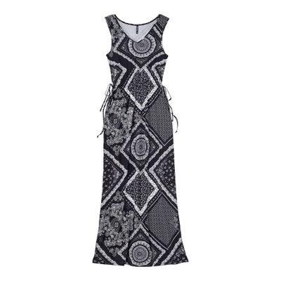 Damen-Kleid mit breiten Trägern