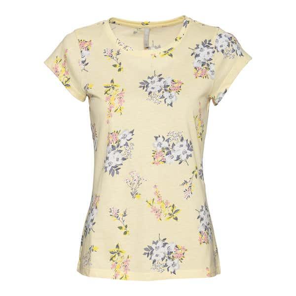 Damen-T-Shirt mit angesagtem Muster