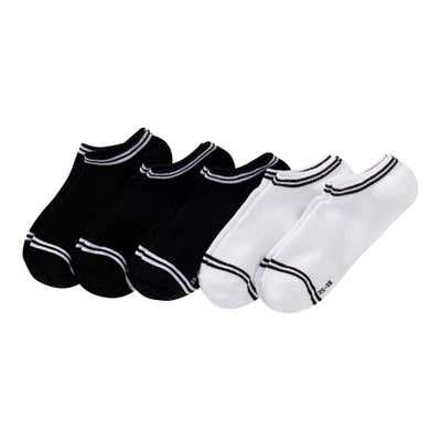 Damen-Sport-Sneaker-Socken, 5er-Pack