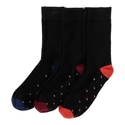 Herren-Socken im trendigem Design