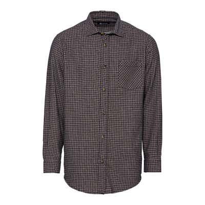 Herren-Flanellhemd mit 1 Brusttasche