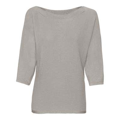 Damen-Pullover mit Glitzer-Garn