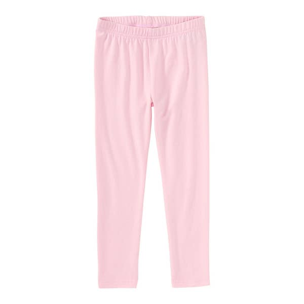 Mädchen-Leggings in traumhaftem rosa
