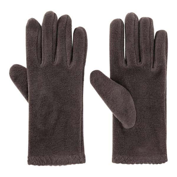 Damen-Handschuhe aus Mikro-Fleece