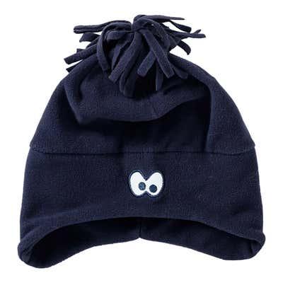 Kinder-Mütze aus Mikrofleece