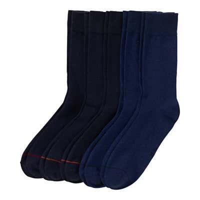 Herren-Socken, 5er Pack