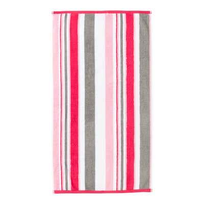 Handtuch mit modernen Streifen, 50x90cm