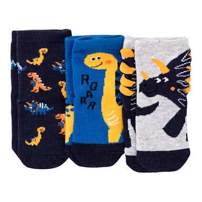 Baby Jungen Socken, 3er Pack
