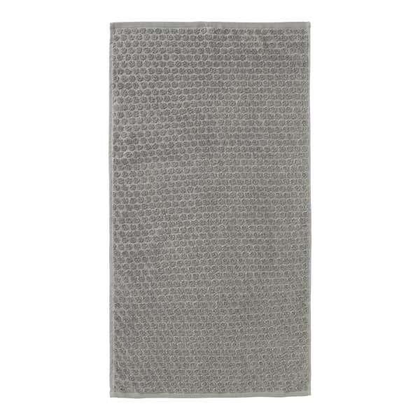 Handtuch mit Struktur-Punkte-Muster, 50x90cm