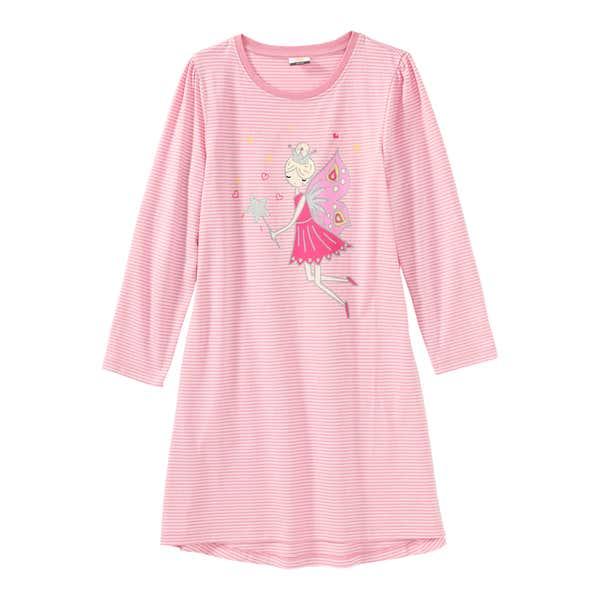 Mädchen-Nachthemd mit Feenmotiv
