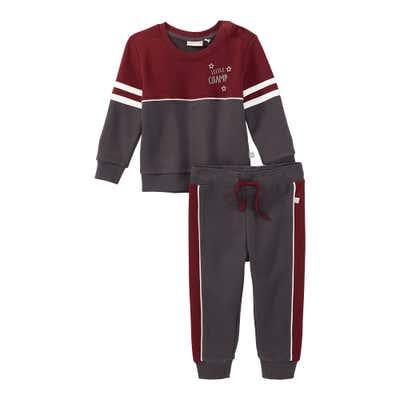 Baby-Jungen-Set mit Sport-Design, 2-teilig