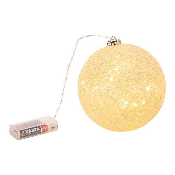 LED-Kugel, Ø ca. 15cm
