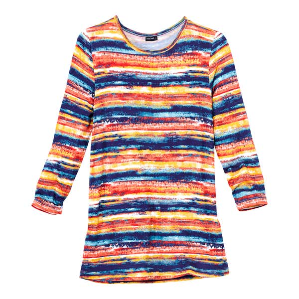 Damen-Shirt mit aufregendem Muster