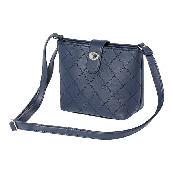 Damen-Handtasche mit schicker Schnalle