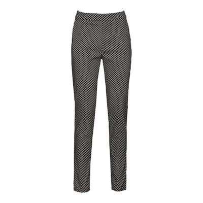 Damen-Bengalin-Hose mit schickem Muster