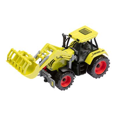 Powerspeed-Traktor mit Frontlader, ca. 23cm