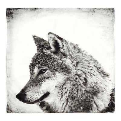 Kissenhülle mit Fotodruck, ca. 40x40cm