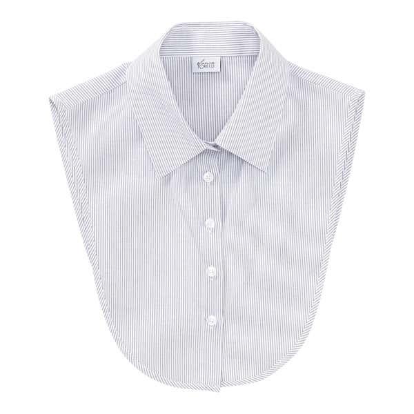 Damen-Blusenkragen mit Muster