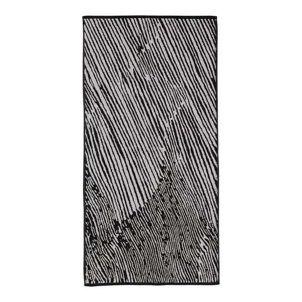 Duschtuch mit Zebra-Design, 65x130cm