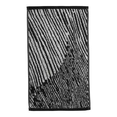 Gästetuch mit Zebra-Design, 30x50cm