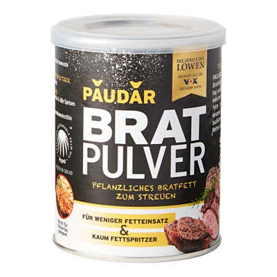 DHDL Paudar Bratpulver, 125g