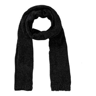 Damen-Schal aus Chenillegarn