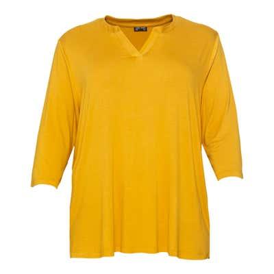 Damen-Shirt, Große Größen