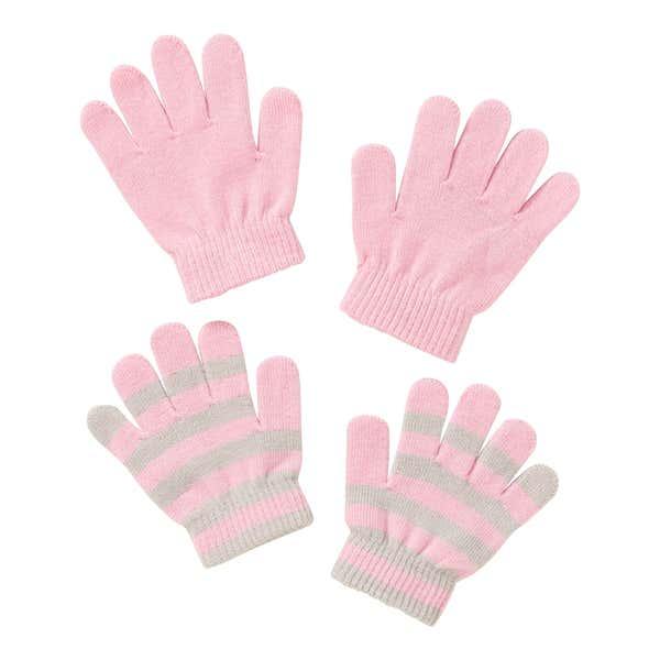 Kinder-Handschuhe, 2er Pack