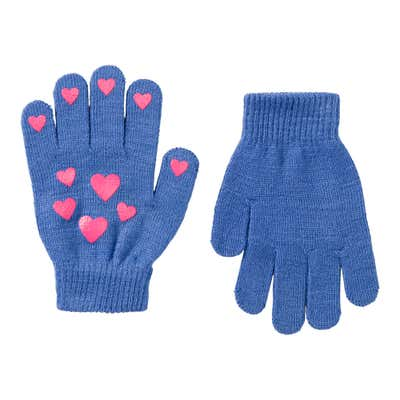 Kinder-Handschuhe mit Druck-Motiven