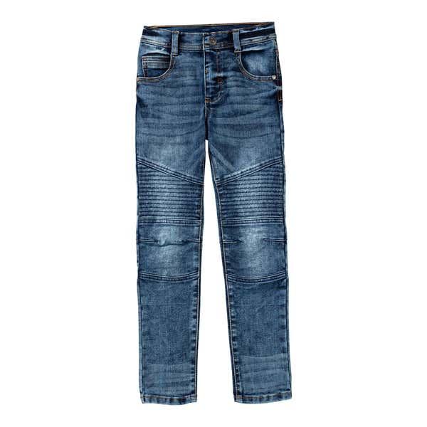 Jungen-Jeans in Acid-Washed-Optik