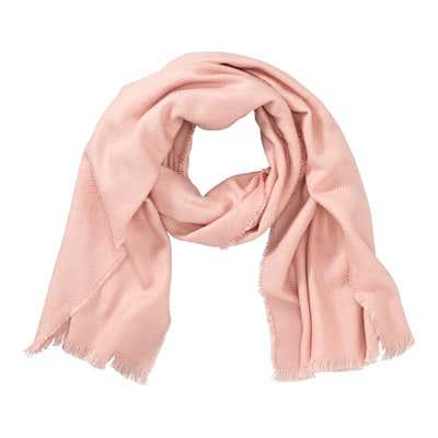 Damen-Schal mit Zierfransen