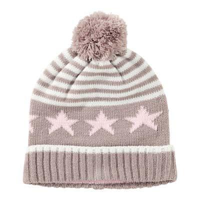 Kinder-Mütze mit Bommel
