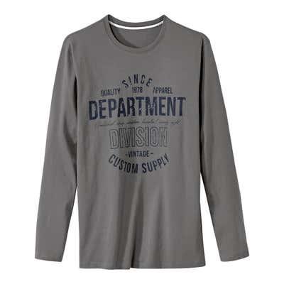 Herren-Shirt in verschiedenen Varianten