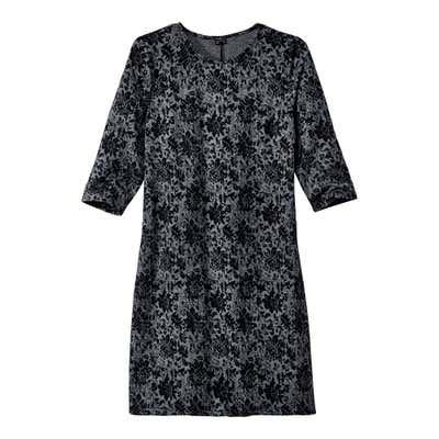 Damen-Kleid in toller Spitzenoptik, große Größen