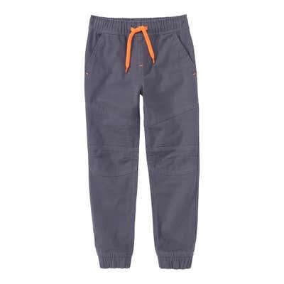 Jungen-Hose mit Kontrast-Kordeln