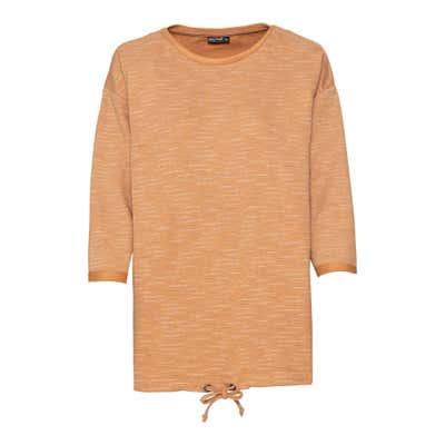 Damen-Shirt mit verstellbarem Bund