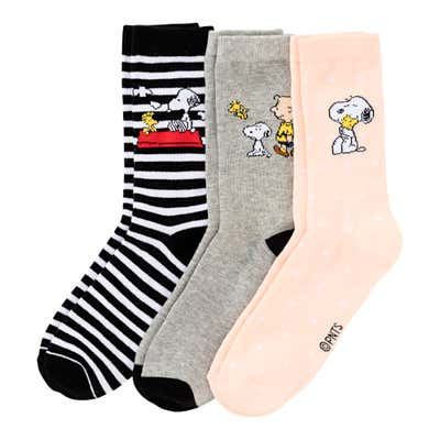 Disney Socken in verschiedenen Designs, 3er Pack