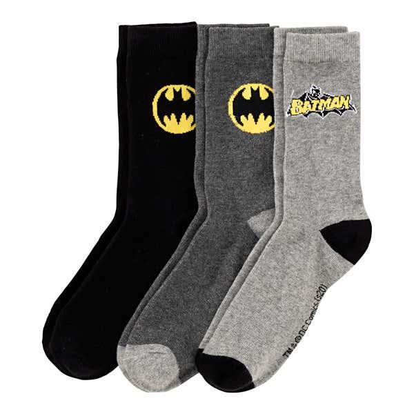 Disney Socken in verschiedenen Designs, 3er Pack