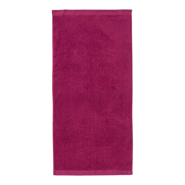 Handtuch mit Bordüre, 50x100cm