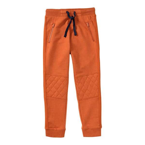 Jungen-Jogginghose mit Reißverschluss-Taschen
