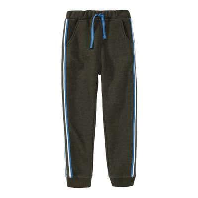 Jungen-Jogginghose mit Seitenstreifen