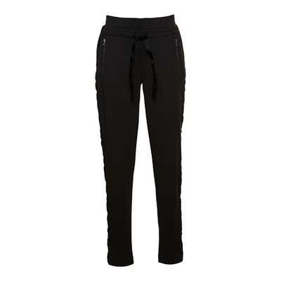 Damen-Joggpants mit 2 Reißverschluss-Taschen