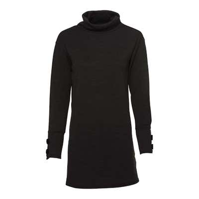 Damen-Sweatshirt mit langem Schnitt